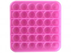 Acheter Fidget toy - Push poppers carré - Violet à paillettes - 5,89€ en ligne sur La Petite Epicerie - Loisirs créatifs