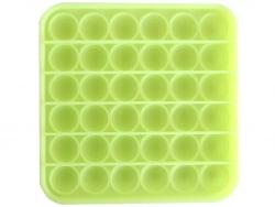 Acheter Fidget toy - Push poppers carré - Vert phosphorescent - 5,89€ en ligne sur La Petite Epicerie - Loisirs créatifs