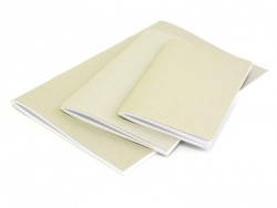 TOGA notebook that can be decorated, 80 pages - 17 cm x 24 cm