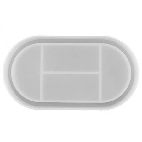 Acheter Moule en silicone - plateau ovale - 5,99€ en ligne sur La Petite Epicerie - Loisirs créatifs