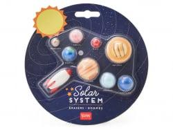 Acheter Lot de gommes – Le système solaire - Legami - 6,99€ en ligne sur La Petite Epicerie - Loisirs créatifs