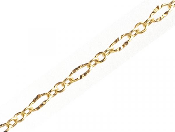 Acheter Chaine Hawaii - cuivre doré à l'or fin 18K - qualité premium - 2,99€ en ligne sur La Petite Epicerie - Loisirs créatifs