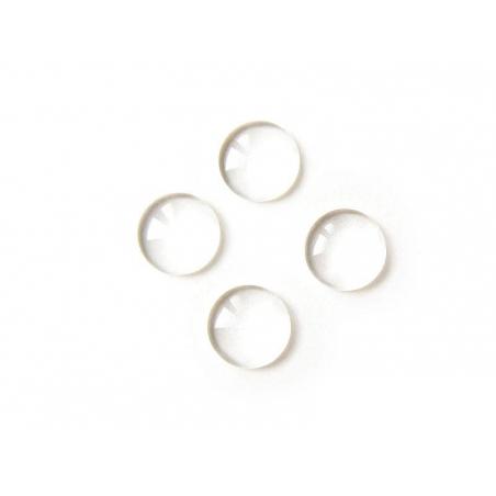 Acheter 1 cabochon en verre - Rond - 1,5 cm - 0,59€ en ligne sur La Petite Epicerie - Loisirs créatifs