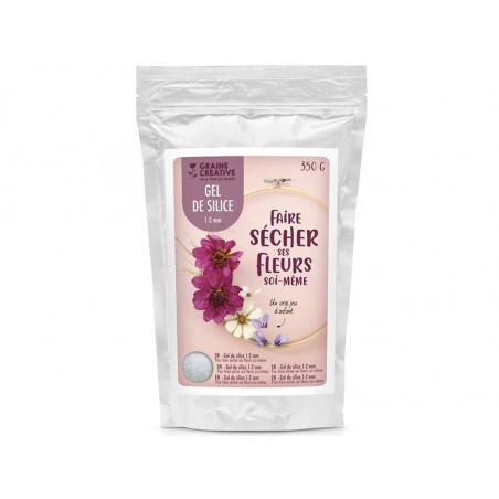 Acheter Sachet de gel de silice 1 à 2 mm - 350g - 15,99€ en ligne sur La Petite Epicerie - Loisirs créatifs