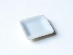 Viereckiger Teller - 2 cm