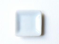 Square plate - 2 cm