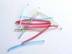 Pack of 10 Big Plastic Straws