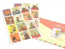 """""""Alice"""" stickers / stamps - numbers"""
