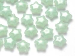 Acheter 20 perles en verre - étoiles vertes - 8 mm - 3,49€ en ligne sur La Petite Epicerie - Loisirs créatifs