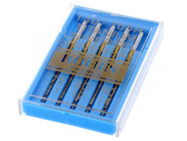 Acheter Aiguilles pour machine à talon plat - Assortiment de 75 mm à 90 mm - 9,99€ en ligne sur La Petite Epicerie - Loisirs...