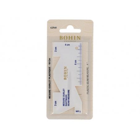 Acheter Règle de mesure spéciale ourlet - 4,99€ en ligne sur La Petite Epicerie - Loisirs créatifs