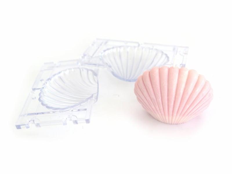 Acheter Moule en plastique - Bougie grand coquillage - 14,69€ en ligne sur La Petite Epicerie - Loisirs créatifs