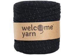 Acheter Grande bobine de fil trapilho - Noir à fines rayures grises - 7,90€ en ligne sur La Petite Epicerie - Loisirs créatifs