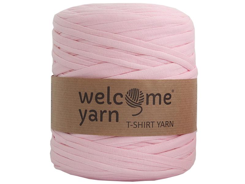 Acheter Grande bobine de fil trapilho - Rose clair - 7,90€ en ligne sur La Petite Epicerie - Loisirs créatifs
