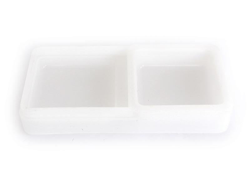 Acheter Moule en silicone - Coupelle double à bijoux - 15,79€ en ligne sur La Petite Epicerie - Loisirs créatifs