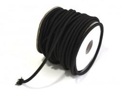 1 m of elastic cord, 2 mm - black