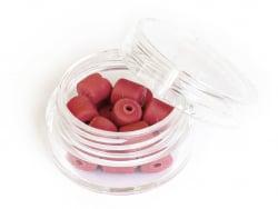 Acheter Boite de perles tubes Heishi 6 mm - rouge brique - 1,99€ en ligne sur La Petite Epicerie - Loisirs créatifs