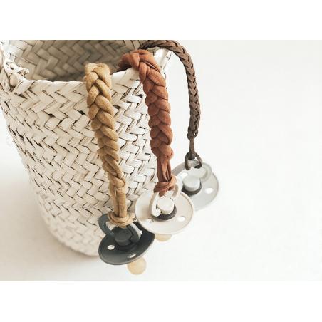 Acheter Tétine bibs - Taille 6-18 mois - Orange pêche - 3,99€ en ligne sur La Petite Epicerie - Loisirs créatifs