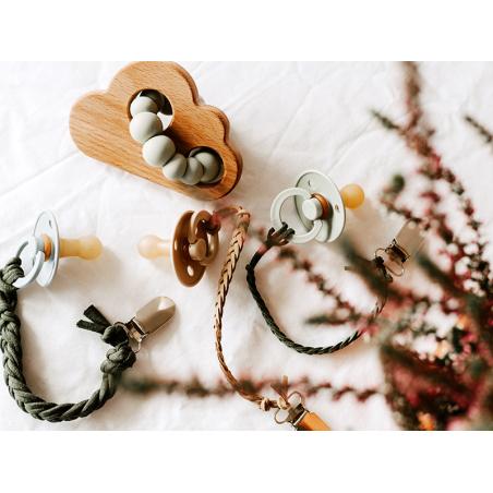Acheter Tétine bibs - Taille 6-18 mois - Vert menthe - 3,99€ en ligne sur La Petite Epicerie - Loisirs créatifs