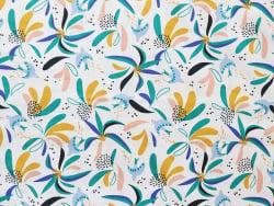 Acheter Tissu coton Oeko-Tex – Lisbibi blanc - 0,89€ en ligne sur La Petite Epicerie - Loisirs créatifs