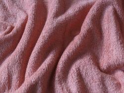Acheter Tissu micro éponge bambou – Marsala - 1,70€ en ligne sur La Petite Epicerie - Loisirs créatifs