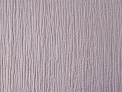 Acheter Tissu double gaze gaufrée – Pétale - 1,15€ en ligne sur La Petite Epicerie - Loisirs créatifs