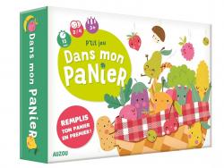 Acheter P'Tit Jeu - Dans Mon Panier - 9,95€ en ligne sur La Petite Epicerie - Loisirs créatifs