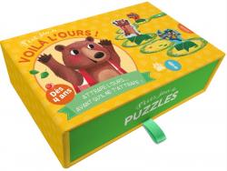 Acheter P'Tit Jeu De Voilà L'Ours ! - 11,95€ en ligne sur La Petite Epicerie - Loisirs créatifs