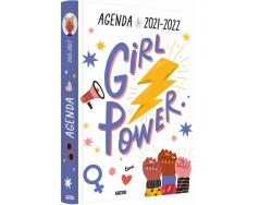 Acheter Agenda 2021-2022 - Girl Power - 8,95€ en ligne sur La Petite Epicerie - Loisirs créatifs