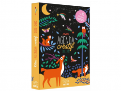 Acheter Mon Agenda Créatif - 2021-2022 - 9,95€ en ligne sur La Petite Epicerie - Loisirs créatifs