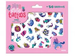 Acheter Mes P'Tits Tattoos - Magie - 4,95€ en ligne sur La Petite Epicerie - Loisirs créatifs