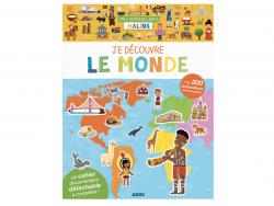Acheter Mes Autocollants Malins - Je Découvre Monde - 4,95€ en ligne sur La Petite Epicerie - Loisirs créatifs