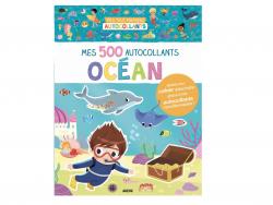 Acheter Mes 500 Autocollants - Océan - 7,95€ en ligne sur La Petite Epicerie - Loisirs créatifs