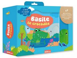 Acheter Basile Le Crocodile - 9,95€ en ligne sur La Petite Epicerie - Loisirs créatifs