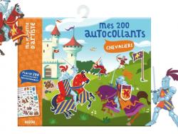 Acheter Mes Autocollants Chevalier - 4,95€ en ligne sur La Petite Epicerie - Loisirs créatifs
