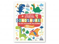 Acheter Stickers dinosaures - 5,50€ en ligne sur La Petite Epicerie - Loisirs créatifs