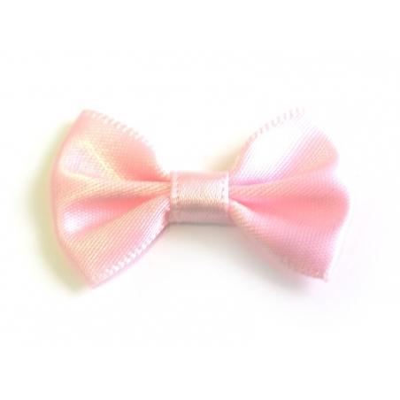 Acheter Noeud rose pâle - 3,5 cm - 0,39€ en ligne sur La Petite Epicerie - 100% Loisirs créatifs