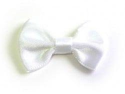 Noeud blanc - 3,5 cm