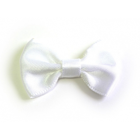Acheter Noeud blanc - 3,5 cm - 0,39€ en ligne sur La Petite Epicerie - 100% Loisirs créatifs