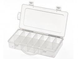 Acheter Boite de rangement pour perles - 13 compartiments - 23,5 x 12 x 4,1 cm - 8,99€ en ligne sur La Petite Epicerie - Loi...