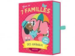 Acheter Jeu de 7 famille – Des animaux - 7,95€ en ligne sur La Petite Epicerie - Loisirs créatifs