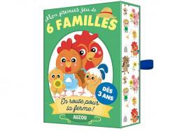 Acheter Mon premier jeu de 6 familles – En route pour la ferme - 7,95€ en ligne sur La Petite Epicerie - Loisirs créatifs