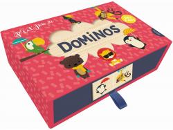 Acheter P'tit jeu de dominos - 11,95€ en ligne sur La Petite Epicerie - Loisirs créatifs