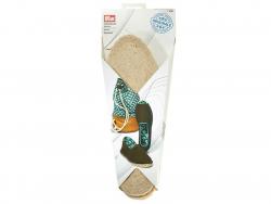 Acheter Semelles d'espadrilles - taille 40 - 9,49€ en ligne sur La Petite Epicerie - Loisirs créatifs