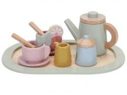 Acheter Service à thé en bois - Little Dutch - 29,89€ en ligne sur La Petite Epicerie - Loisirs créatifs