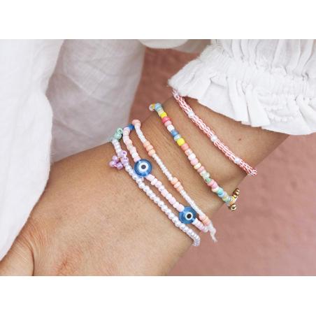 Acheter KIT MKMI - Mes bracelets colorés - 19,99€ en ligne sur La Petite Epicerie - Loisirs créatifs