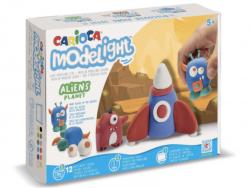 Acheter Coffret pâte à modeler autodurcissante - aliens - 19,99€ en ligne sur La Petite Epicerie - Loisirs créatifs