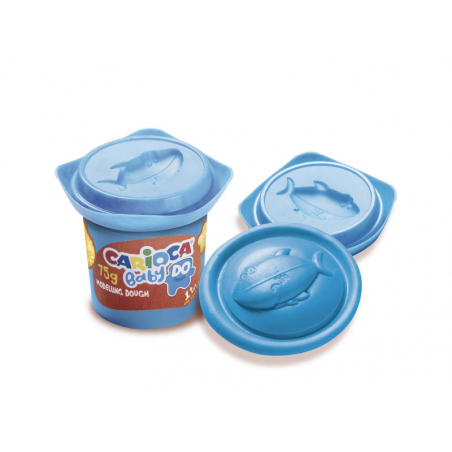 Acheter 8 pots de pâte à modeler pour bébés et enfants - babydo - 10,99€ en ligne sur La Petite Epicerie - Loisirs créatifs