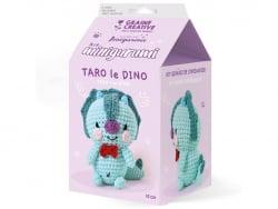 Acheter Kit mini amigurumi - Dinosaure 10cm - 9,99€ en ligne sur La Petite Epicerie - Loisirs créatifs