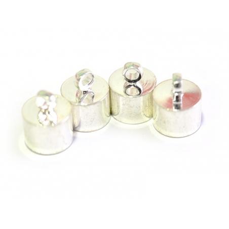 Acheter Fermoir aimanté couleur argent clair - 1,99€ en ligne sur La Petite Epicerie - Loisirs créatifs
